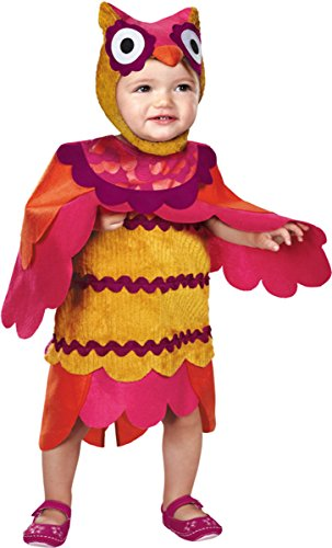 [Costumes For All Occasions Dg24880S Cute Hoot 2T] (Homemade Halloween Costumes For Baby Girl)