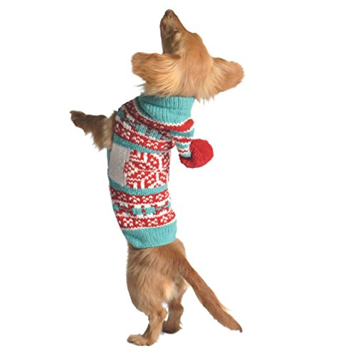 Chilly Dog Peppermint Hoodie, X-Large by Chilly Dog