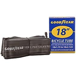 "Goodyear Bicycle Tube, 18"" X 1.75/2.125"