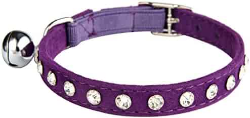 ID4Pet Dog and Cat Id Cartoon Tv Show Purple and White Ball