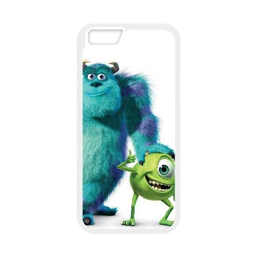 Monsters 002 coque iPhone 6 Plus 5.5 Inch Housse Blanc téléphone portable couverture de cas coque EOKXLKNBC24421