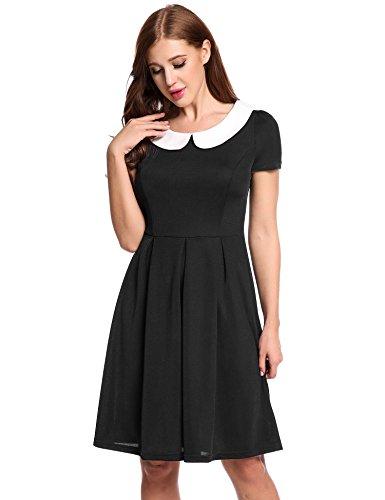 50s house dress - 9