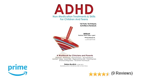 Amazon.com: ADHD Non-Medication Treatments and Skills for Children ...