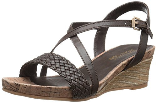 kenneth-cole-reaction-swirl-twirl-wedged-with-woven-treatment-sandal-little-kid-big-kid-brown-5-m-us