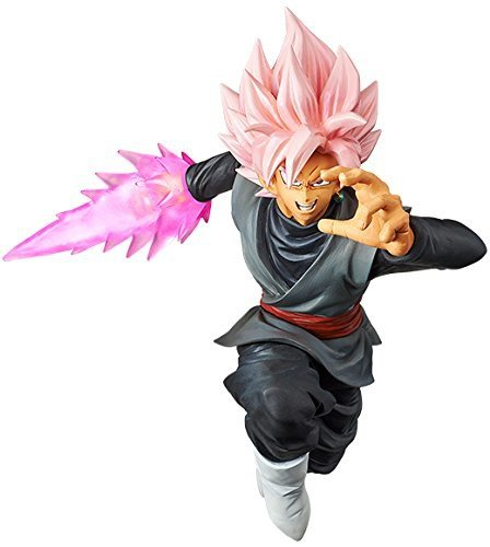 Banpresto Dragon Ball Super God Split Cut Goku Black Action Figure