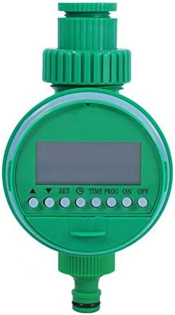 Automatic Smart Irrigation Controller Hose Faucet Timer Outdoor Waterproof Automatic On Off LCD Display Watering Timer