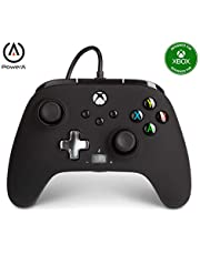 PowerA Enhanced Wired Controller for Xbox Series X and S, Black - 13100 Xbox Series X Accessories