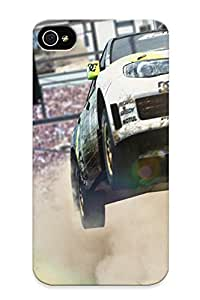 Iphone 4/4s Case Slim [ultra Fit] Ken Block Nose Dive Protective Case Cover(best Gift Choice For Friends)