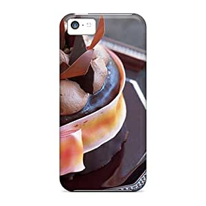 Pretty Jgw30268vpxU Iphone 5c Cases Covers/ Cake And Desserts Series High Quality Cases