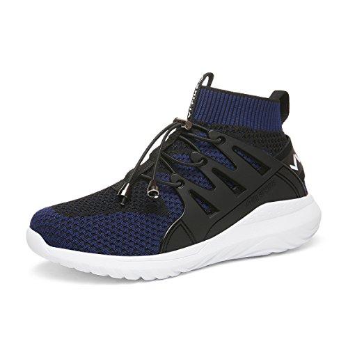 ASHION Sport blu Bambini Sportive Sneakers Libero Running Scarpe Tempo Casual da Light Super 2 Ginnastica 1a86r1