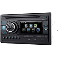 Soundstream VR-346B 2-DIN DVD/CD/MP3/USB/SD/AM/FM Receiver with Bluetooth/3.4 LCD