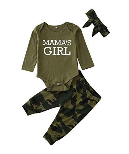 Infant Camouflage Clothing - 6
