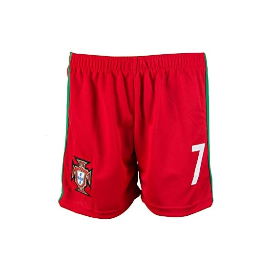 BOKA Portugal # 7Ronaldo 2016/17Domicile Maillot pour Enfant et Pantalon