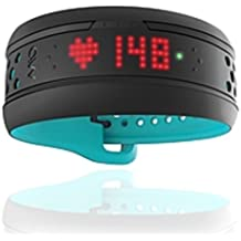 MIO FUSE Heart Rate + Activity Tracker - Aqua - Small / Medium (Certified Refurbished)