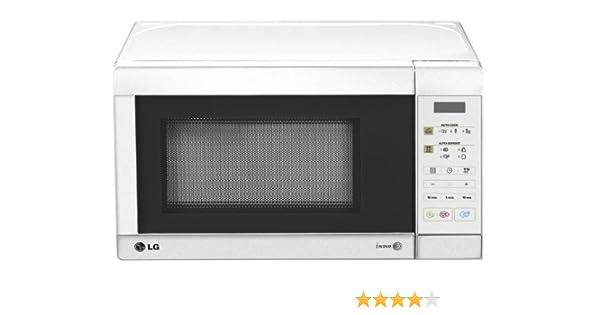 LG - Microondas Ms2042U, 19L, Silver, Tactil