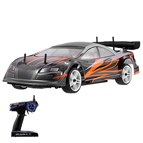 - HSP 94103 RC Racing Drifting Car 1/10 2.4GHz 4WD 30-40KM/H Electric Powered On-Road Touring Car Kids Gift RTR