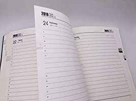 Agenda 2019, libreta de direcciones, tapa dura, cuaderno de ...