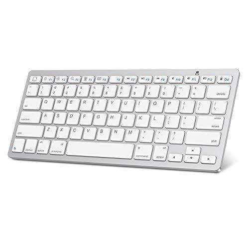 iPad Pro 11/12.9 Keyboard, OMOTON Universal Slim Portable...