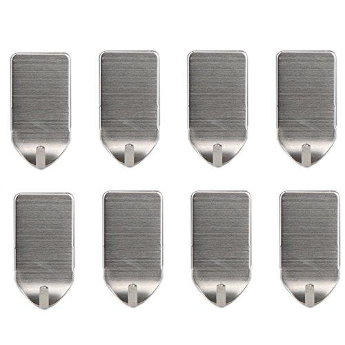 Silver Key Holder - 9