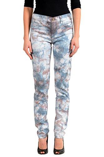 Versace Jeans Multi-Color Women's Slim Fit Jeans US 27 IT - Women Versace Clothing