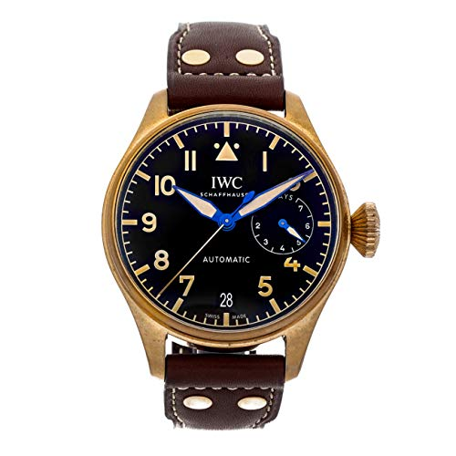 IWC Pilot Mechanical (Automatic) Black Dial Mens Watch IW5010-05 (Certified ()