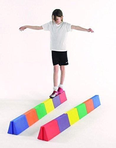 Kinder Sport Fitness Draußen Garten Lustige Spiele Lange Shorts Balance Stangen - Gerade