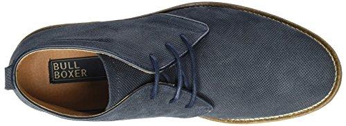BULLBOXER Herren 723k56129a Kurzschaft Stiefel Blau (P3NA)