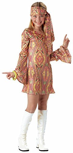 Child Disco Dolly (Disco Dolly Child Costume)