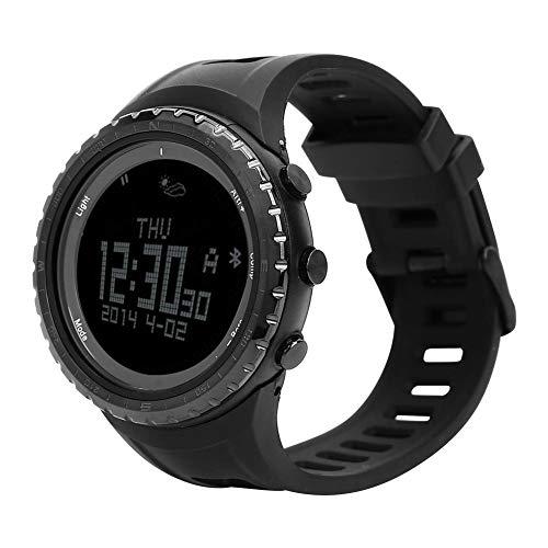 Tbest Smart Watch, FR803 Smart Digital Sport Watch Bluetooth Pedometer Bracelet Compass Air Pressure Temperature…