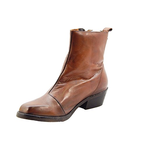 Diesel Women's Yousston Cuoio Boots 7.5M