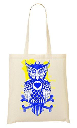 Shape Provisions Series Graphic Sac Theme Owl Simpe Sac Funny Tout À Joke Fourre Dangerous IOCqw0