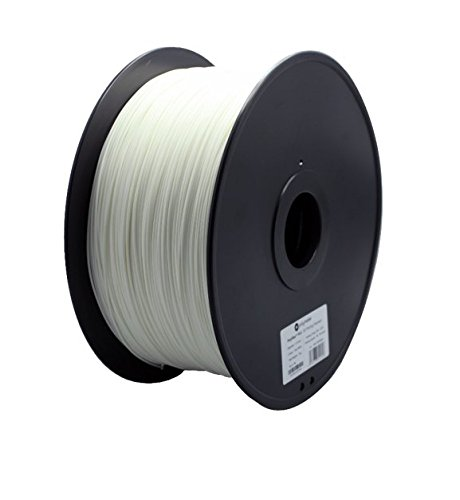 Polymaker PC-Max 3D Printer Filament, PC Filament(Polycarbonate), True White, 1.75 mm 3 Kg, 110C Heat Resistant, Easy to Print, Harder and Stronger than Regular PC by Polymaker