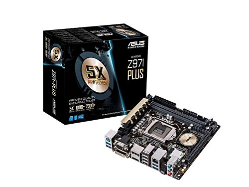 Price comparison product image Asus Z97I-PLUS Motherboard