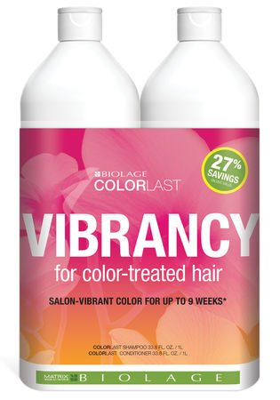 Biolage ColorLast Shampoo and Conditioner 33.8 Ounce by Biolage