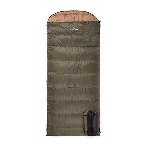 TETON Sports Celsius Regular Sleeping Bag; Great...
