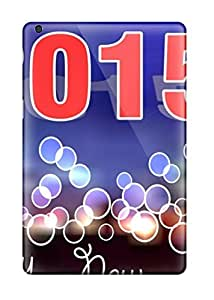 Durable Protector Case Cover With Happy New Year Hot Design For Ipad Mini/mini 2