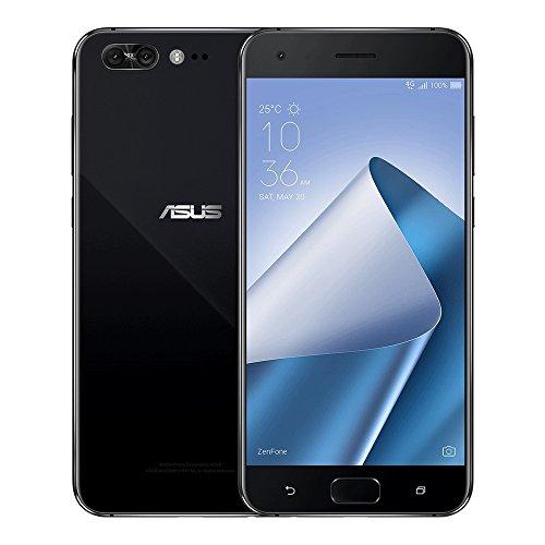 ASUS ZenFone 4 Pro (ZS551KL) 6GB / 64GB 5.5-inches 4G LTE Dual SIM Factory Unlocked - International Stock No Warranty (Pure Black)