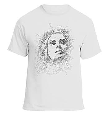 Mlabbas Men's Fairuz T-shirt Small White