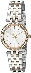 Michael Kors Women's MK3298 Darci Two-Tone Stainless Steel Watch