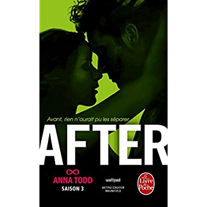 AFTER - saison 3 - [ after we fell ] (French Edition)