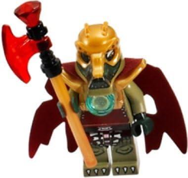 LEGO Legends of Chima Crominus Croc Minifigure 70103//006//014 Cape Armor Sword