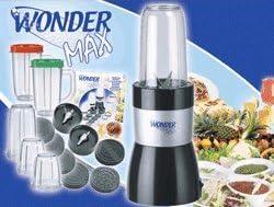 Batidora Wonder Max-Robot de cocina multifunción: Amazon.es ...