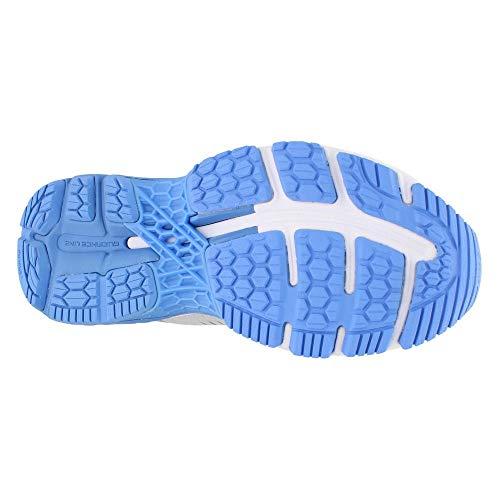 ASICS Gel-Kayano 25 Women's Shoe, Mid Grey/Blue Coast, 5 B US by ASICS (Image #6)