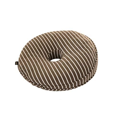 Fundas para Sillas de Comedor Amortiguador de asiento con memoria tipo esponja para aliviar el dolor en el acne y la cola, adecuado para sillas de ruedas, asientos de automovil, hogar u oficina Protec