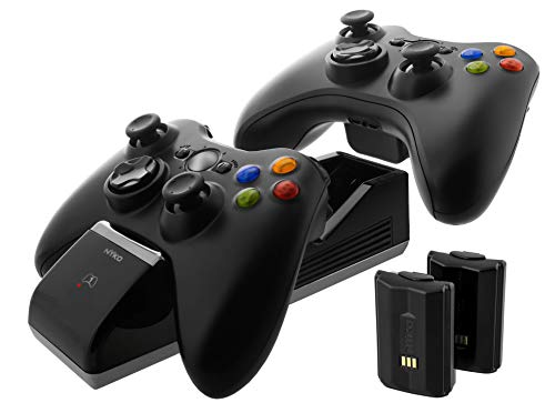 Nyko Charge Base S 2 Port Controller Charger With 2