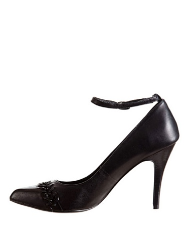 CORTEFIEL Women's Court Shoes Black BLACK 39 BVWbmCBDYc