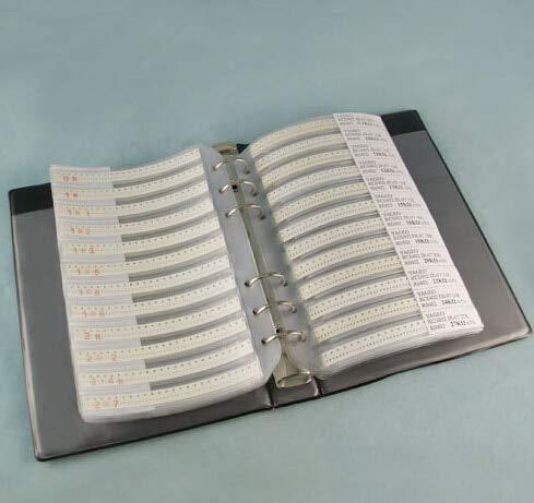 10r Fuse - Davitu 25values x 50pcs=1250pcs 1206 10R - 2.5K SMD Ferrite Bead Sample Book Sample Kit Fuse