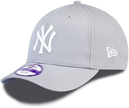 New Era 9forty Strapback Children Young Cap Mlb New York Yankees Various Colours Grey 2551 Child 52 53cm Amazon Co Uk Sports Outdoors