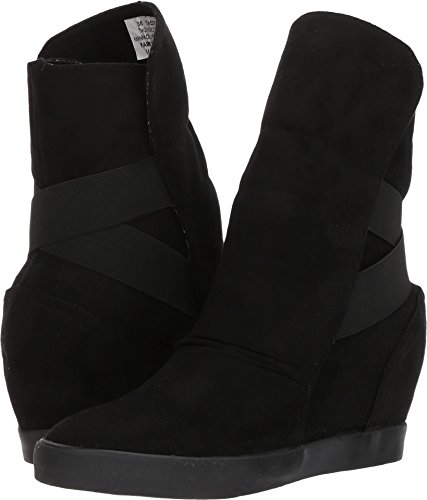 Kid A5370 Black Adult Kid Womens 15 Big Suede Little Fabric Amiana YAFfqC