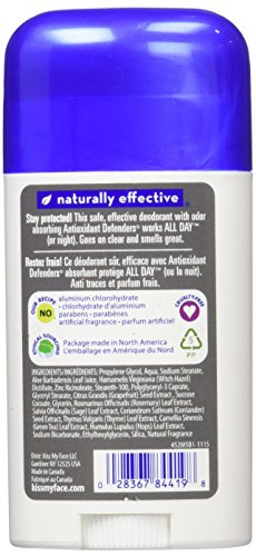 Kiss My Face Natural Man Sports Deodorant, 2.48 Ounce (Pack of 36) by Kiss My Face (Image #3)